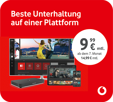 Vodafone – GigaTV Mai
