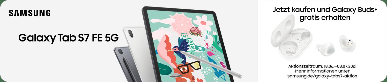 Samsung Tab S7 FE Launch
