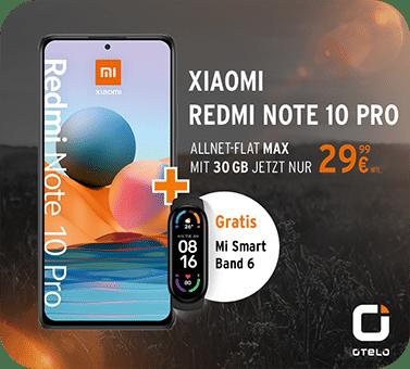 otelo – Xiaomi Redmi Note 10 Pro + Band 6