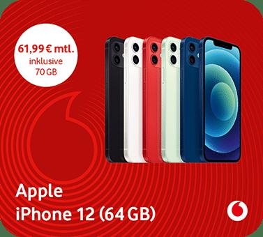 Vodafone – iPhone 12