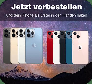 Apple iPhone 13 vorbestellen