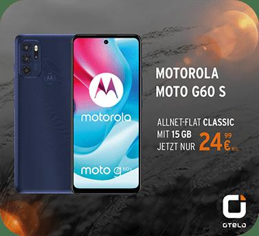 otelo – Motorola moto g60s