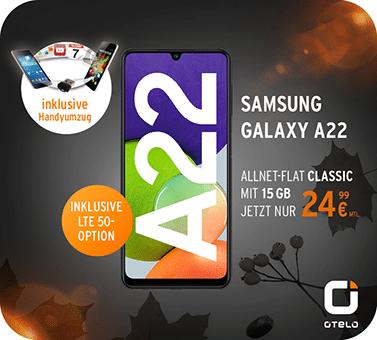 otelo – Samsung A22