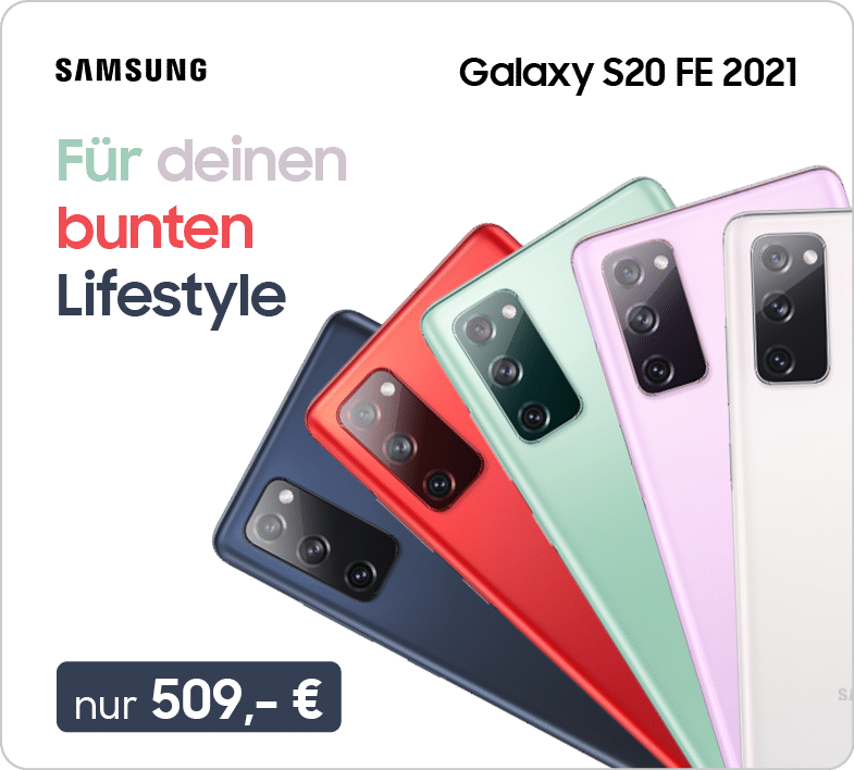 Samsung S20 FE 2021